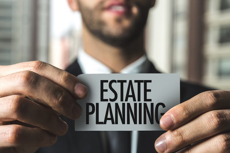 Start The Estate Planning Process During Tax Season by Dennis Fritz