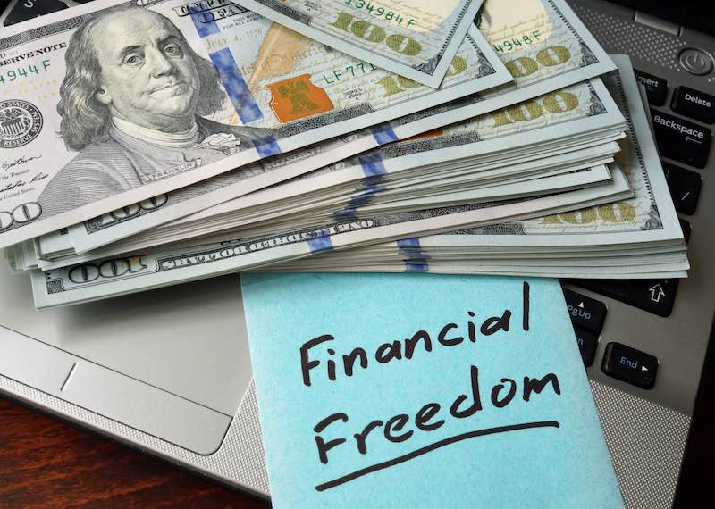 4 Goals To Jumpstart Your Financial Freedom In Redding In 2018