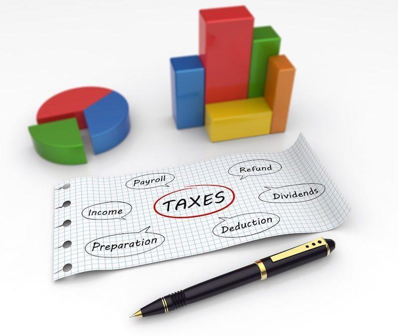 Dennis Fritz's 2018 Tax Preparation Checklist