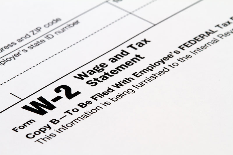 IRS Form 4852: Dennis Fritz CPA Explains the Substitute for the W-2