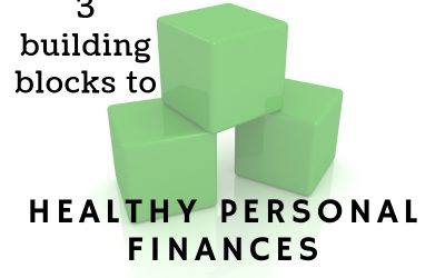 Dennis Fritz's Three Building Blocks To Healthy Personal Finances
