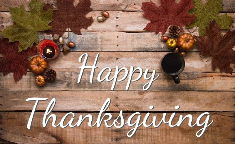 Happy Thanksgiving 2019 from Dennis Fritz CPA to your family