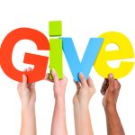 How Year-End Giving Changes You by Dennis Fritz