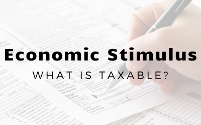 Which Stimulus Payments Are Taxable (and Which Aren't) For Redding Taxpayers