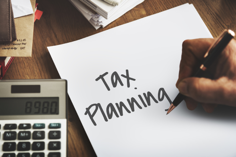 Dennis Fritz's Seven End of Year Tax Planning Strategies